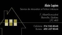 Alain Lupien service de rénovation et finition intérieure