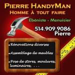 HANDYMAN * handyman * ASSEMBLY * FURNITURE various works